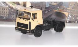 МАЗ 54327 седельный тягач (1988-1999г), бежевый   НАП