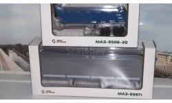 2 полуприцепа МАЗ-93971 и  МАЗ-9506-20   АИСТ