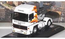 RENAULT R370 Turboleader 1987 White / Orange / Yellow   IXO, масштабная модель, scale43