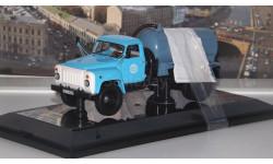 Горьковский грузовик тип КО-503Б Ассенизаторная машина (1989 г.), синий / голубой  Dip