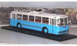 ЗИУ 5  бело-голубой  ClassicBus