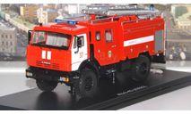 АЦ-3-40 ( КАМАЗ 43502)    SSM, масштабная модель, 1:43, 1/43, Start Scale Models (SSM)