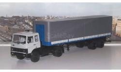 МАЗ-5432 с полуприцепом МАЗ-93971 АИСТ