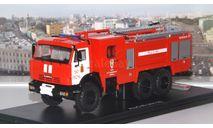 АЦ-5-40 (КАМАЗ-43118)    SSM, масштабная модель, 1:43, 1/43, Start Scale Models (SSM)