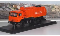 МКМ-4503 (КАМАЗ 45253)    SSM, масштабная модель, 1:43, 1/43, Start Scale Models (SSM)