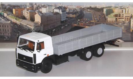 МАЗ 6303 бортовой АИСТ, масштабная модель, Автоистория (АИСТ), scale43