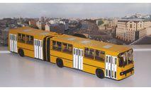 Ikarus-280 (жёлтый)   Икарус  СОВА, масштабная модель, scale43, Советский Автобус