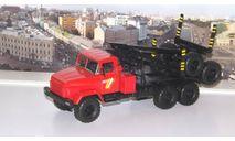 КрАЗ 64372  лесовоз   НАП, масштабная модель, Наш Автопром, scale43
