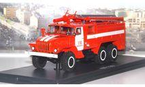 АЦ-40( УРАЛ 43202 ) ПМ-102Б  Ликино-Дулево  SSM, масштабная модель, scale43, Start Scale Models (SSM)