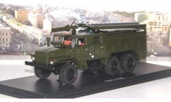 АЦ-40( УРАЛ 43202 ) ПМ-102Б  (хаки)  SSM