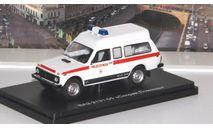 ВАЗ 2131-05 'Скорая помощь'   Lastochka, масштабная модель, scale43