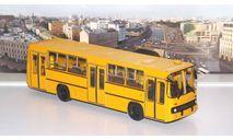 Икарус-260 планетарные двери (жёлтый))   Икарус  СОВА, масштабная модель, Советский Автобус, Ikarus, scale43