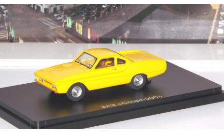 ЗАЗ 'Спорт-900'   Lastochka, масштабная модель, scale43
