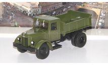 Легендарные грузовики СССР №35, ЯАЗ-205  MODIMIO, масштабная модель, 1:43, 1/43