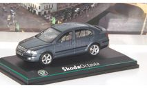 Skoda Octavia II (2004)    Abrex, масштабная модель, Škoda, scale43