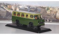 Армейский автобус АС 38, двухцветный SSM