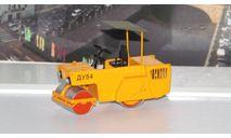 Самоходный вибрационный каток ДУ-54  SSM, масштабная модель, 1:43, 1/43, Start Scale Models (SSM)