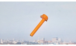 воздухозаборник  КАМАЗ  ( оранжевый) Элекон