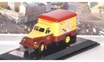 ГАЗ 51 КИ-51  фургон Детская парфюмерия Dip, масштабная модель, scale43, DiP Models