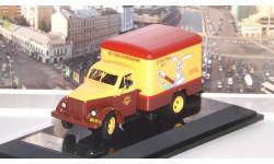 ГАЗ 51 КИ-51  фургон Детская парфюмерия Dip, масштабная модель, 1:43, 1/43, DiP Models