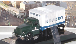 Горьковский грузовик тип АФ-51 'Молоко'  Dip, масштабная модель, 1:43, 1/43, DiP Models, ГАЗ