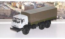 КАМАЗ-53501 6x6 бортовой    ПАО КАМАЗ, масштабная модель, scale43