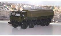 КАМАЗ-6350 Мустанг 8x8 бортовой    ПАО КАМАЗ, масштабная модель, 1:43, 1/43