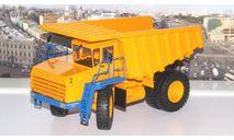 БелАЗ-75473  SSM, масштабная модель, Start Scale Models (SSM), scale43