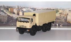 КАМАЗ-43118 6x6 бортовой с тентом    ПАО КАМАЗ