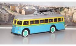 Троллейбус ЯТБ-1  СОВА