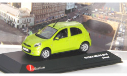 Nissan Micra 2010   Green    J-Collection