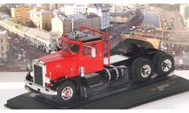 PETERBILT 281 1956 dark red  IXO, масштабная модель, scale43