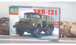 Сборная модель ЗИЛ-131 бортовой  AVD Models KIT