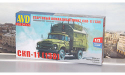 Сборная модель СКП-11 (130)  AVD Models KIT