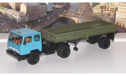 КАЗ-608В  + ОДАЗ 885 (зелёный ) SSM + АИСТ