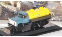 Горьковский автомобиль АЦПТ-3,3(53-12) Молоко 1991 г.  DiP, масштабная модель, 1:43, 1/43, DiP Models, ГАЗ