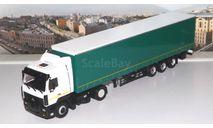 МАЗ 5440  +  НЕФАЗ-93341     АИСТ, масштабная модель, Автоистория (АИСТ), scale43