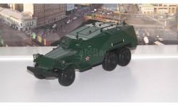 Бронетранспортёр БТР-152К, зеленый    АИСТ
