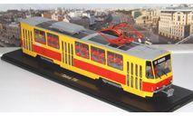 Трамвай Tatra-T6B5 с номерами    SSM, масштабная модель, Start Scale Models (SSM), scale43