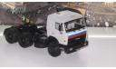 КАМАЗ-54115 седельный тягач ПАО КАМАЗ, масштабная модель, 1:43, 1/43