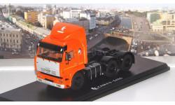 КАМАЗ-6460 седельный тягач   SSM, масштабная модель, 1:43, 1/43, Start Scale Models (SSM)