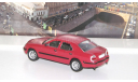 ГАЗ  3111 (красный)  АИСТ, масштабная модель, 1:43, 1/43, Автоистория (АИСТ)