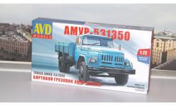 Сборная модель  АМУР-531350 бортовой  AVD Models KIT