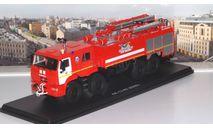 Аэродромный пожарный автомобиль АА-13/60 (6560), аэропорт Храброво   SSM, масштабная модель, Start Scale Models (SSM), КамАЗ, scale43