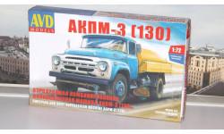 Сборная модель   АКПМ-3 (130)  AVD Models KIT
