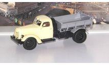 Легендарные грузовики СССР №48, ЗИС-ММЗ-585 MODIMIO, масштабная модель, scale43