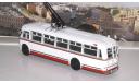 Троллейбус КТБ-4  СОВА, масштабная модель, 1:43, 1/43, Советский Автобус