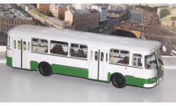 ЛИАЗ-677М городской СОВА, масштабная модель, scale43, Советский Автобус