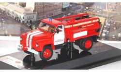 Горьковский автомобиль  АЦУ-10(52) Совхоз 'Чапаевский' (1975г.)   DiP, масштабная модель, 1:43, 1/43, DiP Models, ГАЗ