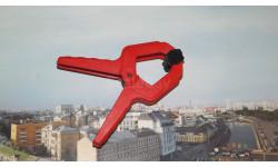 Зажим пластиковый, 25 мм, инструменты для моделизма, расходные материалы для моделизма